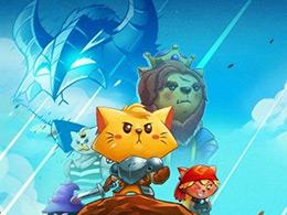 发售时间公布 开放式手游《喵咪斗恶龙》将于8月10日上架iOS