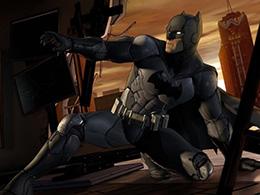 《蝙蝠侠》续作?Telltale神秘新作《蝙蝠侠:内部敌人》曝光