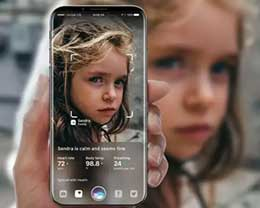 iPhone 8解锁要靠刷脸,难道比Touch ID靠谱?