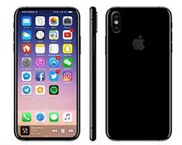 iPhone 8发布时间确定 苹果iPhone 8四大传闻汇总