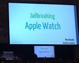 Apple Watch已经被成功越狱了!他干的