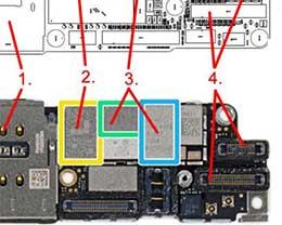 变化不大?疑似iPhone8逻辑板电路图曝光