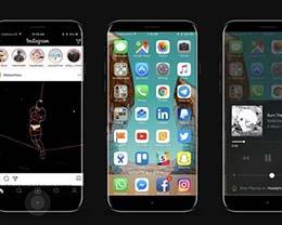 苹果iPhone 8怎么实现虚拟Home键?
