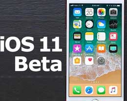 苹果iOS 11beta 6/公测版beta 5更新推送