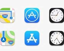 iOS 11测试版发布后已更新9个应用图标