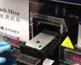 疑似苹果iPhone 8后置Touch ID测试视频曝光