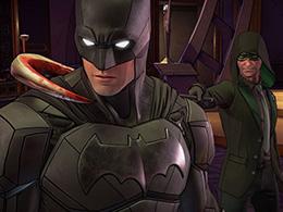 两章同时发布 T社确认《蝙蝠侠:内部敌人》将于9月26日登陆iOS