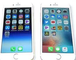 iPhone7和6运行iOS11速度对比