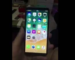 山寨 iPhone 8 已经出来了 iOS 系统模仿得挺像