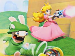 【游戏周边】《马里奥 + 疯狂兔子:王国之战》典藏版开箱一览