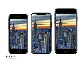 iPhone 8手机Home键将被完全取代  苹果股价创历史新高