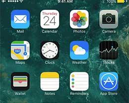 越狱插件Vespera(iOS 10) :可自定义 iOS 设备锁屏动画