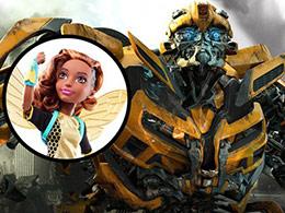 """这俩长得很像吗?孩之宝把DC告了,竟因对方也有个""""大黄蜂"""""""