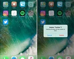 插件HideDeleteBox :可防止iOS设备上的应用被删除