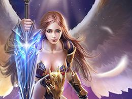 玩转激情开学季 魔幻史诗手游《大天使之剑》月底上线