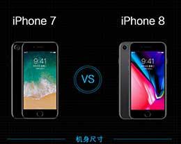 撞脸iPhone 7,一图看苹果iPhone 8的升级点