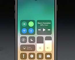 苹果iOS11奇怪功能:控制中心无法关闭WiFi/蓝牙