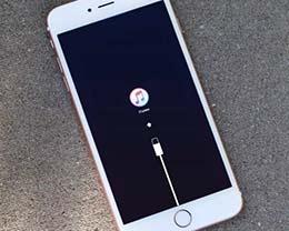 iPhone6s/6sp使用爱思助手iOS 11降级iOS 10.3.3无法开机解决办法