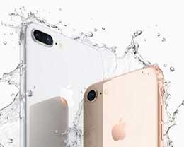 你知道iPhone 8系列的IP67代表什么吗?