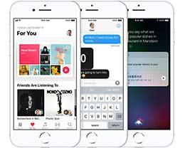 苹果发布iOS 11.0.3正式版:修复iPhone 6s/7/7P震动反馈