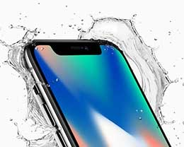 iPhone X开启预购将会让苹果的股价反弹