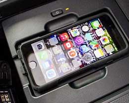 福利!这14个品牌的汽车可以给iPhone无线充电