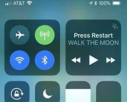 iPhone X新控制中心 用的可还顺手?
