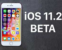 iOS 11.2 beta 4 发布:继续修复bug修复、提升性能