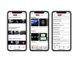 WWDC应用更新: 适配iPhone X和iOS 11