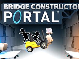 非常有趣!《桥梁构造者:传送门》公布,将于12月20日推出