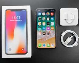 国行苹果iPhone X官网发货再提速:只需1-3个工作日