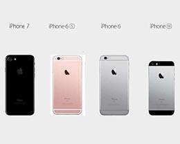 4台旧iPhone性能大比拼:iPhone SE运行速度有惊喜