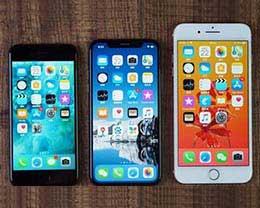 iPhone8、8 Plus、iPhone X,到底买哪个好?
