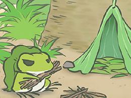 整个朋友圈都在养蛙 这只青蛙到底戳到了什么萌点?