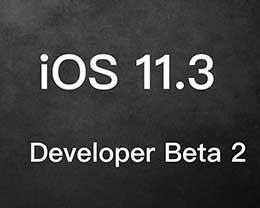 苹果发布iOS 11.3 Beta 2,降频开关终于来了