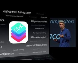 苹果:所有新App必须基于iOS 11、支持iPhone X