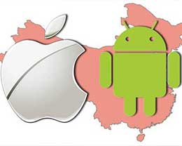 Android和iOS唱主角:其他竞争平台全球销量不足0.1%