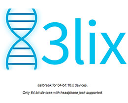 64位越狱工具doubleH3lix发布 支持iOS10-10.3.3