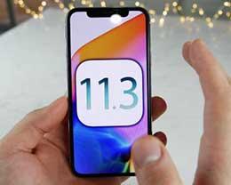 iOS 11.3 beta 4 发布 四个测试版更新汇总