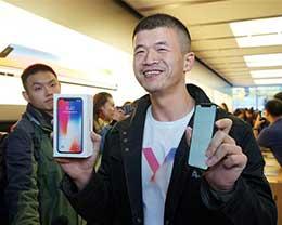 福布斯:iPhone X未来的关键在于中国