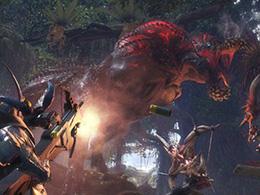 恐暴龙3月22日上线!《怪物猎人 世界》新情报一览