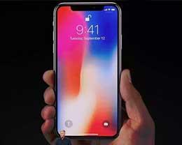 苹果iPhone X垄断3D传感器技术供应链,领先安卓手机两年