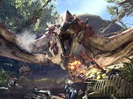 《怪物猎人:世界》2月称霸美国 NS屈居硬件第三
