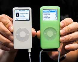 看看15年前苹果是怎么给iPod做配件的