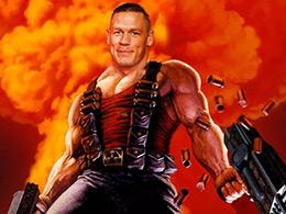 WWE巨星约翰·塞纳确认主演《毁灭公爵》电影