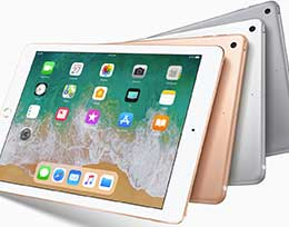 2GB内存+2.2GHz主频A10 CPU   新iPad性能跟iPhone 7相当