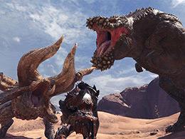日本玩家票选《怪物猎人 世界》最强怪物,第一名是……