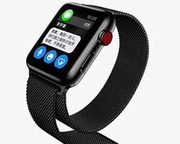 苹果为Apple Watch推送watchOS 4.3更新:支持国内刷卡乘车
