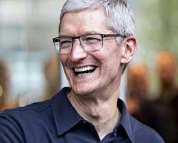 """苹果iPhone比Android手机更""""可靠""""?库克解释"""