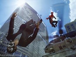 PS4独占大作确认发售日 《蜘蛛侠》9月7日开战